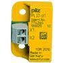 Pilz Safe power-up